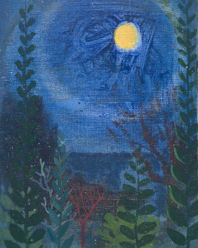 Tollef Runquist, 'Underwater Landscape'