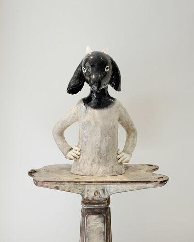 Clémentine de Chabaneix, 'Little goat', 2016