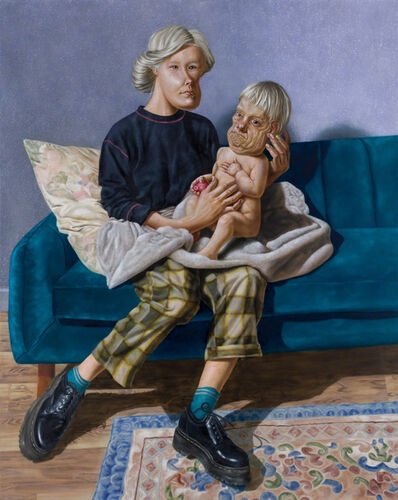 Sara Birns, 'Yourself and Yourself', 2021