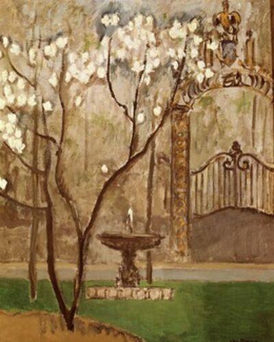 Kees van Dongen, 'Railings of Elysée Palace, Paris, France', 1912