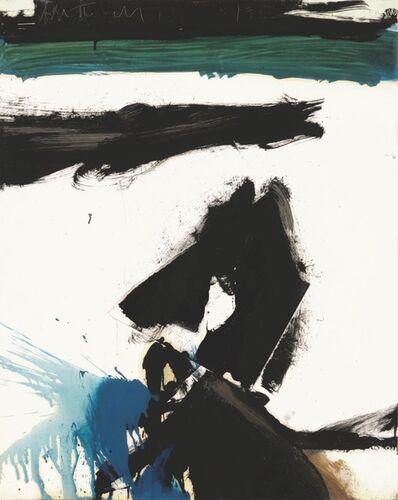 Robert Motherwell, 'Sea Horse Collage', 1960