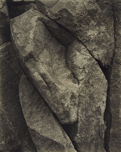Paul Strand, 'Rock, Port Lorne, Nova Scotia', 1919