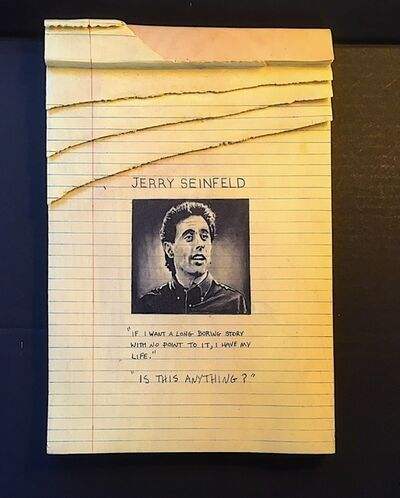 Randall Rosenthal, 'Jerry Seinfeld', 2021