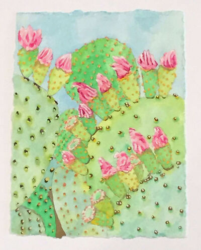 Erica Stephens, 'Prickly Pear Study', 2015