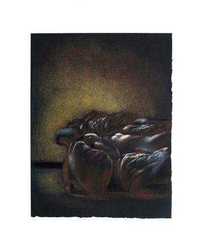 Bernadette Kelly, 'Femme Nue Allongée sur Canapé', 1980's