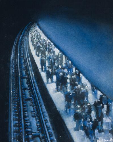 Mark Innerst, 'Platform ', 2018