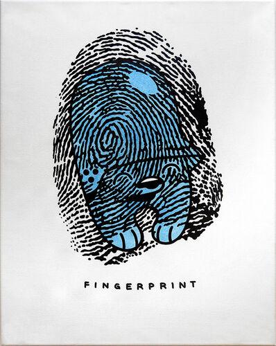 Flying Förtress, 'Fingerprint', 2018