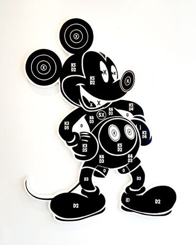 Dylan Egon, 'Mickey Target', 2019