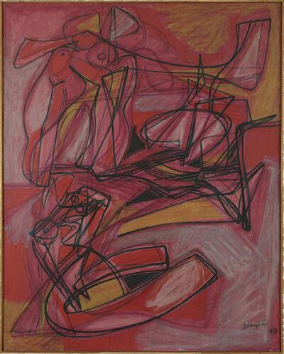 Stanley William Hayter, 'Orpheus', 1949
