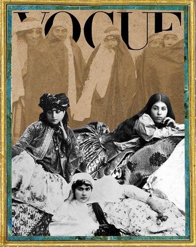 Rabee Baghshani, 'Woman Vogue', 2021