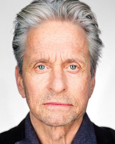 Martin Schoeller, 'Michael Douglas', 2013