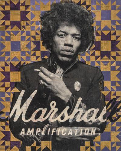 Robert Mars, 'May This Be Love (Hendrix)'