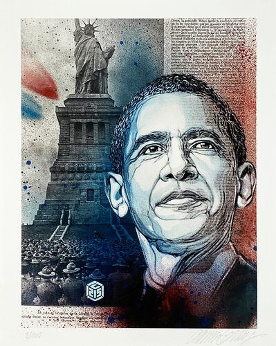 C215, ''Obama'', 2020