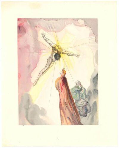Salvador Dalí, 'The Cross of Mars ', 1963