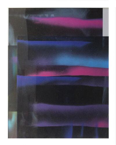 Dániel Bernáth, 'Mask 6', 1995