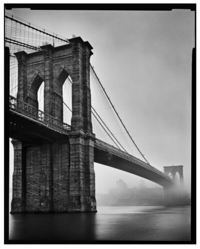Mark Seliger, 'Brooklyn Bridge, New York, NY', 2007