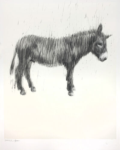 Charming Baker, 'Graphite Unicorn (Overlooking the Things We Have for the Things We Have Not)', 2019