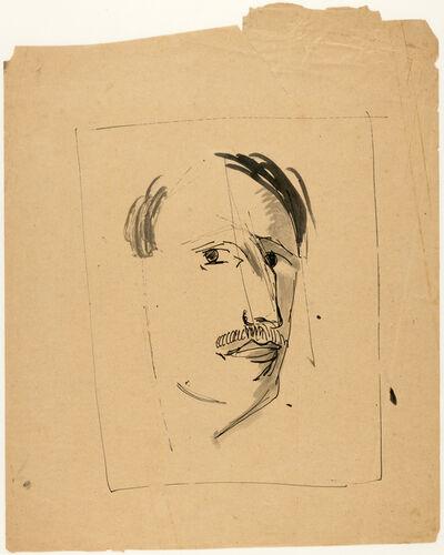 Geraldo de Barros, 'Autoportrait', 1947