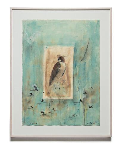 Jane Rosen, 'BLUE AMBER', 2008