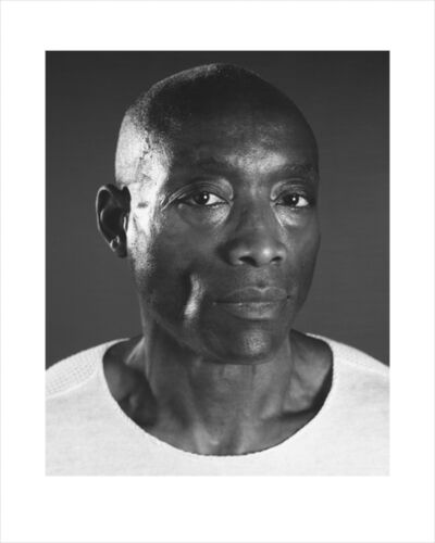 Chuck Close, 'Untitled (Bill T. Jones) (from portfolio: TWO x TWO for AIDS and Art)', 2009