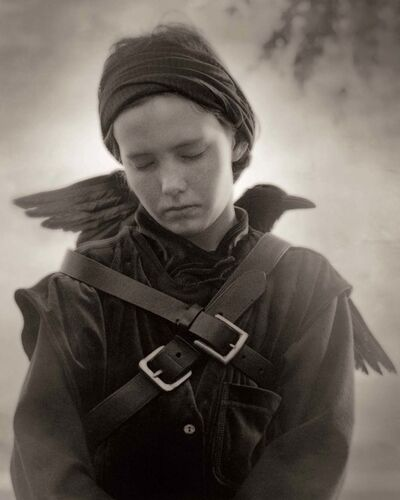 Beth Moon, 'Flight of the Raven', 2006-2007