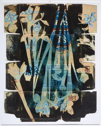 Joan Fontcuberta, 'Iris Puffs (Beige)', 1992