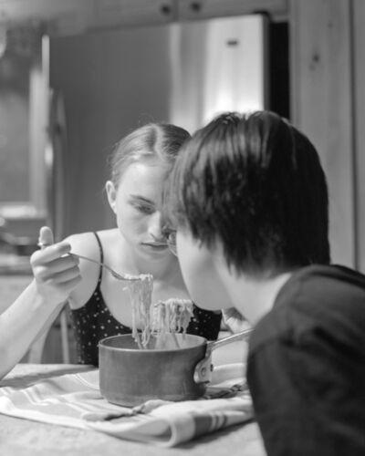 Iris Wu 吴靖昕, 'Untitled(noodles)', 2019