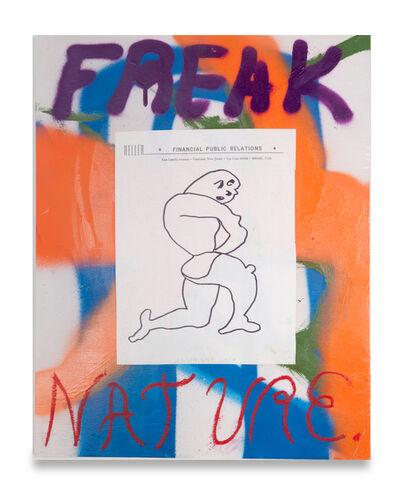 Jason S Wright, 'Freak Of Nature', 2017