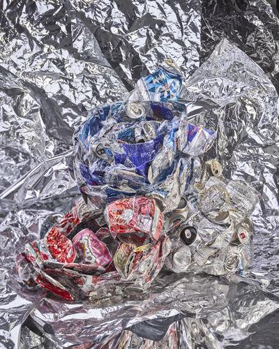 Marilyn Waligore, 'Aluminum RWB #3', 2019