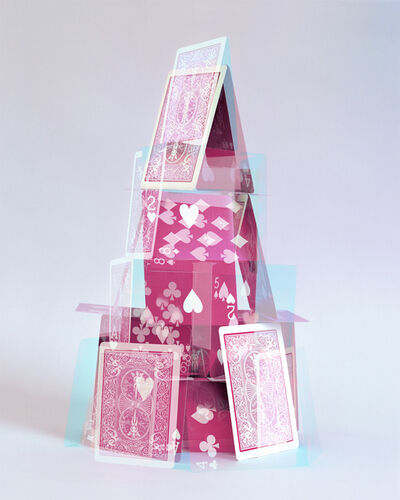 Christian Patterson, 'House of Cards', 2010