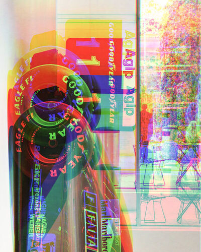 Cameron Watson, 'Untitled Print (Goodyear)', 2018