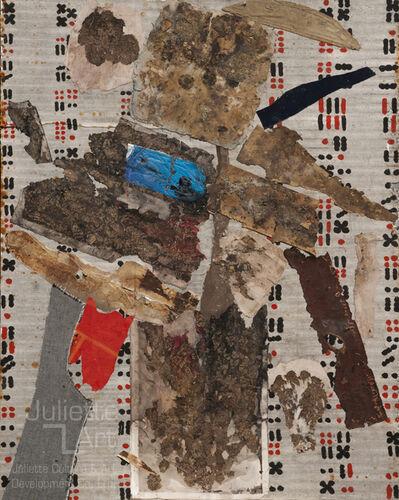 Liu Maonian, '《花花牌》-  Flower Card', 2018