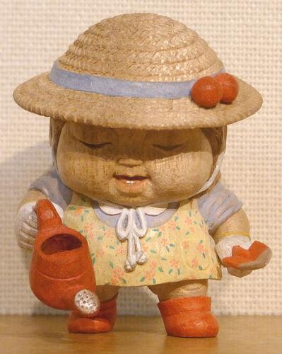 Miki NAGASAKI, 'Grow big!', 2016