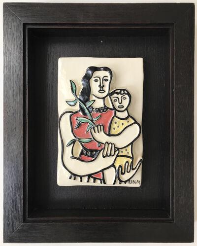 Fernand Léger, 'Maternité', 1950