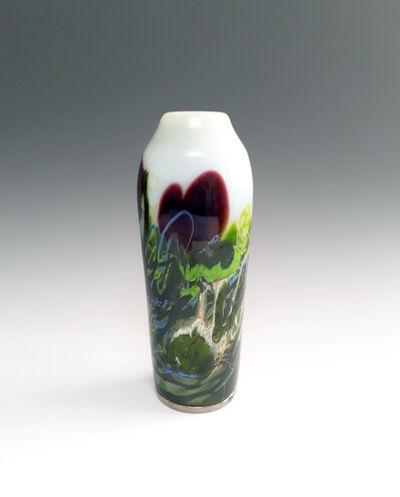 """Jack Ink, 'Vase """"landscape""""', ca. 1978"""