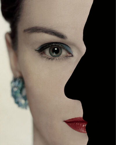 Erwin Blumenfeld, 'Advertisement for Dana Perfumes', ca. 1950