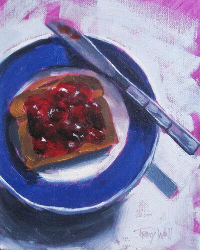 Tracy Wall, 'I'm Toast', 2015