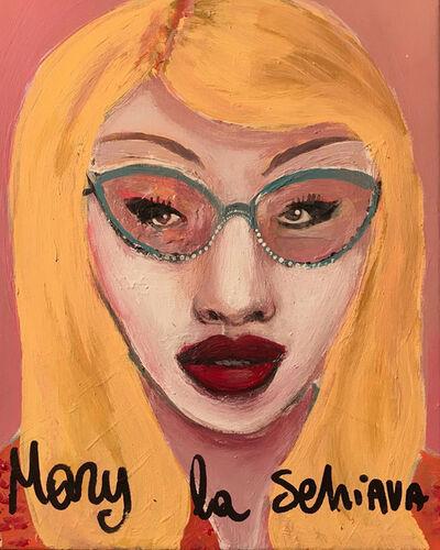 Silvia Argiolas, 'Mary la schiava', 2020