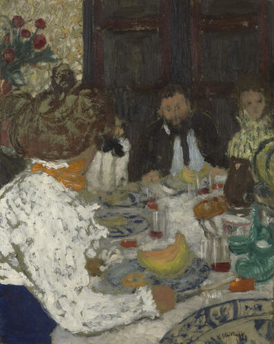 Édouard Vuillard, 'The Luncheon', ca. 1895