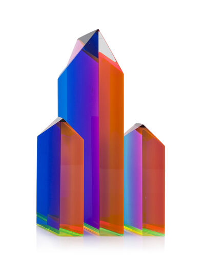 Vasa, 'Untitled (three tapered quadrilaterals)', 2014-2015