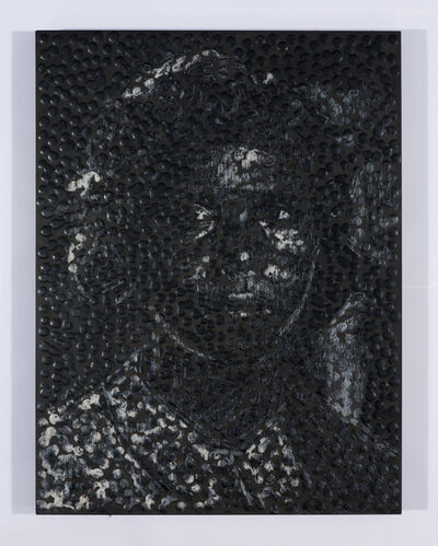 Daniel Boyd, 'Untitled (J)', 2017
