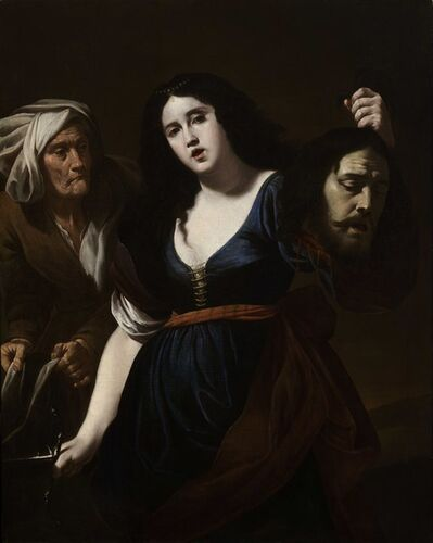 Andrea Vaccaro, 'Judith with the Head of Holofernes', 1600-1670