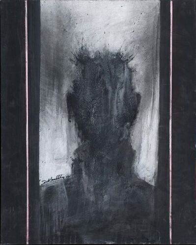 Richard Hambleton, 'Shadow Head', 2008