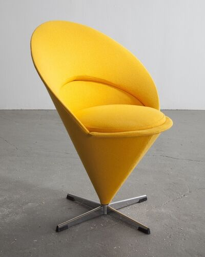 "Verner Panton, 'Chair K1 or ""Cone Chair""', 1958"