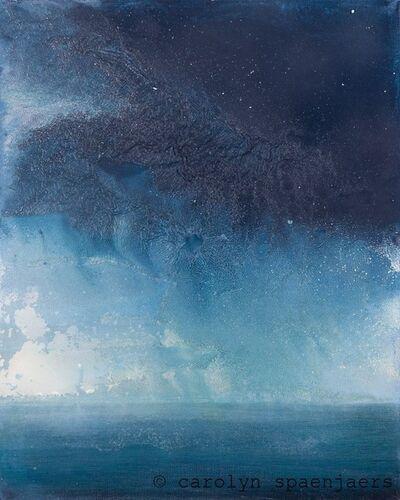 Carolyn Spanjaers, 'Blue velvet 19', 2019
