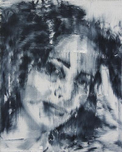 Jorge Tacla, 'Suheir Hammad: Anatomy of Dyslexia 5', 2017