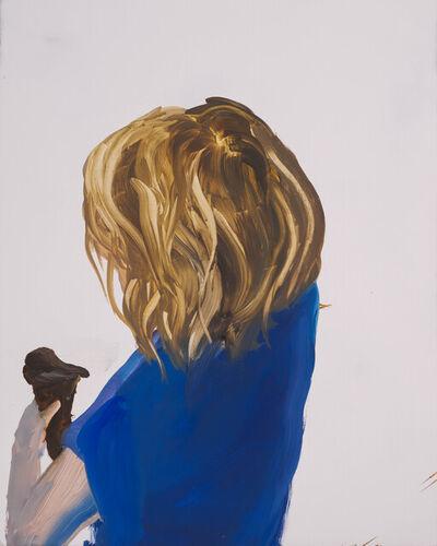 Tala Madani, 'Two Figures', 2021
