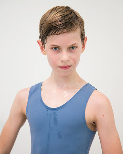 Amy Elkins, 'Lucas, Age 12, 6th Year in Royal Danish Ballet School, Copenhagen, 2012', 2012