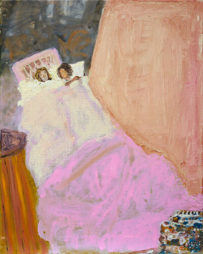 Melinda Stickney-Gibson, 'Laughing in Bed', 2019