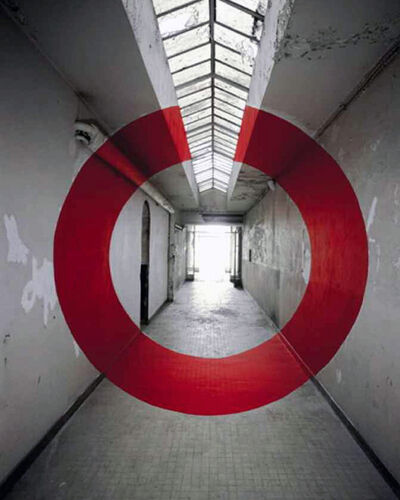 Georges Rousse, 'Sabourain III', 2010
